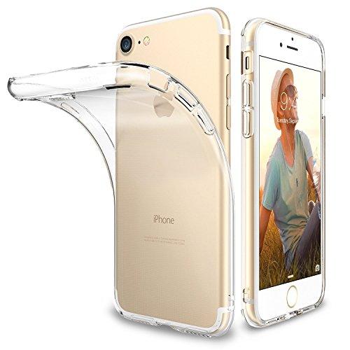 Custodia Ringke AIR per iPhone 7, ultra sottile e trasparente, resistente ai graffi
