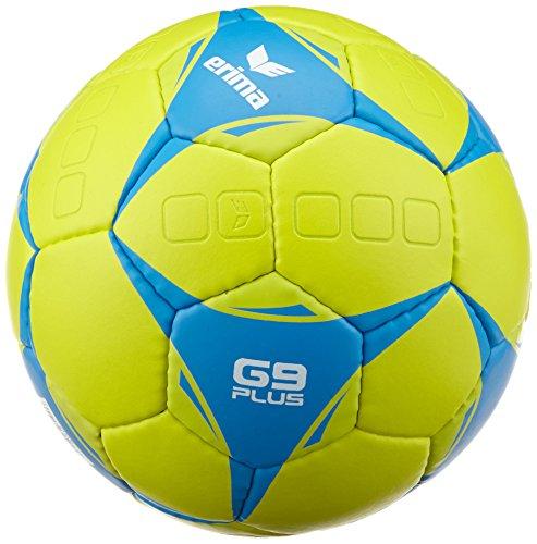 erima Handball G9 Plus, Lime/Blau, 0, 720511