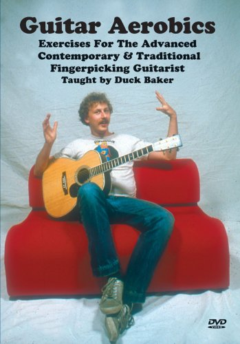 Guitar Aerobics - Exercises for the Advanced