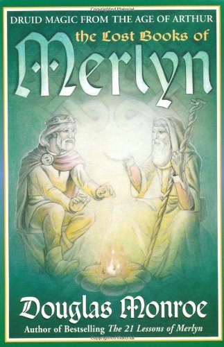 The Lost Books of Merlyn: Druid Magic from the Age of Arthur (English Edition)