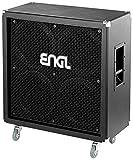 Engl E412VG-B Vintage Black gerade · Box E-Gitarre