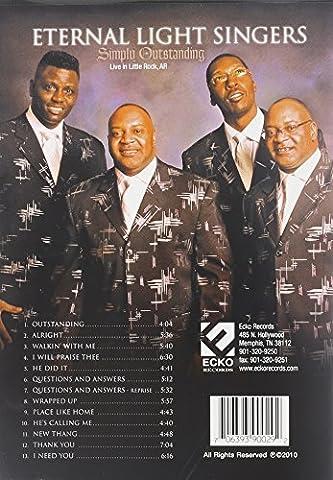 Simply Outstanding: Live in Little Rock Ar [DVD] [2010] [Region 1] [US Import] [NTSC]