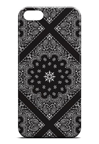 Cover Bandana iPhone 6 Schwarz