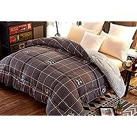 xiaodong& Feder und Unten Bettdecke Gans/Quilt, der luxuriöseren die Bettdecke, Ease, 180x220cm Spring and Autumn 4 kg