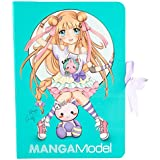 TopModel 8518–mangam Odel Notes to go, diseño 1