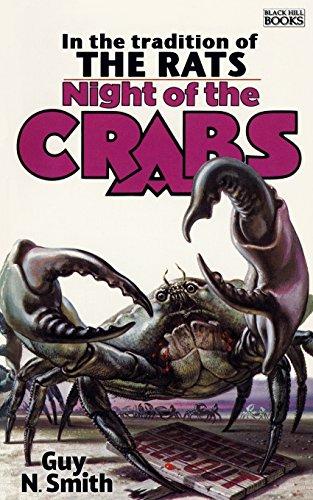 Night of the Crabs: Volume 1 (Crabs Series)