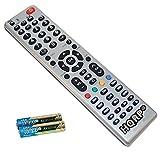 HQRP Fernbedienung fuer Panasonic LED-Fernseher Viera TX-40CXW704, TX-50CXW704, TX-55CXW704, TX-65CXW704 Ultra HD, Triple Tun