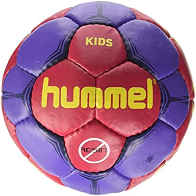 Hummel Niños Kids balonmano, Bright Rose/Purple/Yellow, 1