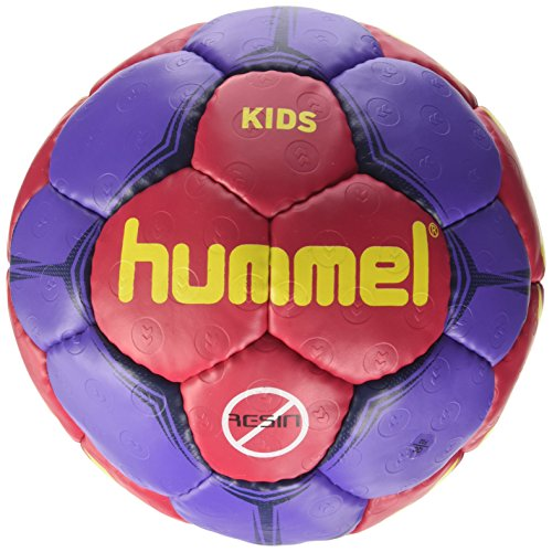 hummel Kinder Kids Handball, Bright Rose/Purple/Yellow, 0 -