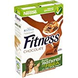 Nestlé Fitness Cereales con Chocolate Desayuno, 600 g