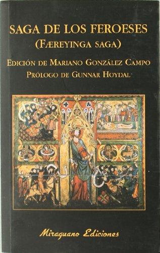 Saga de los feroeses: Færeyinga Saga (Libros de los Malos Tiempos)