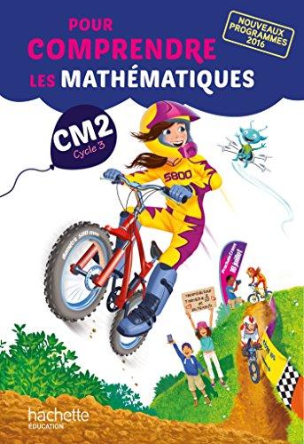 Pour comprendre les mathématiques CM2 - Fichier élève - Ed. 2017 por Natacha Bramand