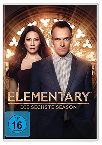 Elementary - Season 6 [6 DVDs] - Equalizer Dvd-the