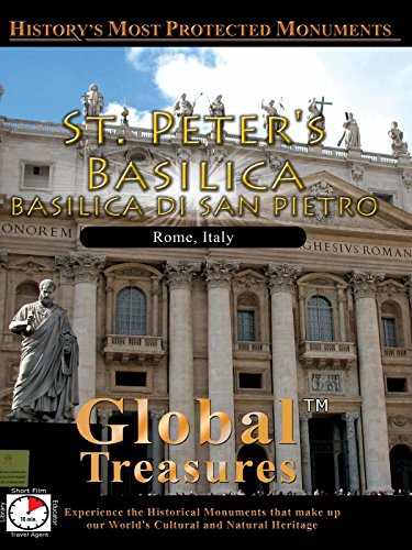 Global Treasures - Basilica of St Peter - Rome, Italy [OV] (Global Home)