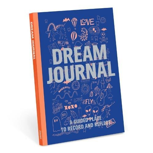 Dream Journal ( Refresh ): A Guided Place to Record and Refect (Journals) - Refresh Aromatherapie