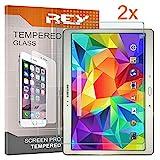 Pack 2X Pellicola salvaschermo per Samsung Galaxy Tab S 10.5' T800 Wi-Fi Y 4G, Pellicole salvaschermo Vetro Temperato 9H+, di qualità Premium Tablet, Elettronica Re