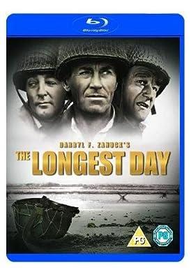 Longest Day [Blu-ray] [UK Import]