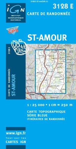 St-Amour GPS: IGN3128E