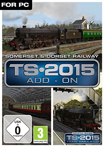 Train Simulator 2015 Somerset & Dorset Railway