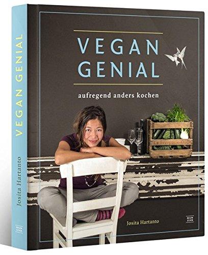 Image of vegan genial: aufregend anders kochen