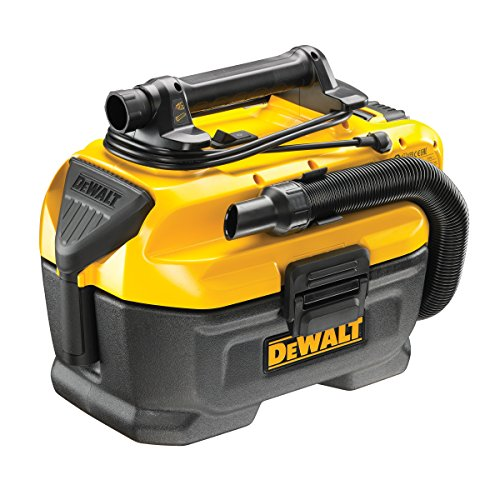 51Pmc0glrcL - BEST BUY #1 Dewalt DCV584L-GB 54 V Cordless/Corded XR Wet/Dry Vacuum - Yellow Reviews and price compare uk