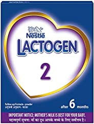 Nestle LACTOGEN 2 Follow-Up Formula Powder - After 6 months, Stage 2, 400g Bag-in-Box Pack