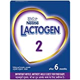 Nestle LACTOGEN 2 Follow-Up Formula Powder - After 6 months, Stage 2, 400g BIB Pack
