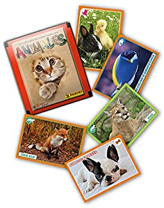 Panini- Animales 2019 Cromos (003713BOX50E)