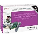 Hauppauge WinTV HVR-3000 TV Karte, PCI TV-Tunerkarte für DVB-T, DVB-S und analoges Fernsehen/Radio und Videotext am PC