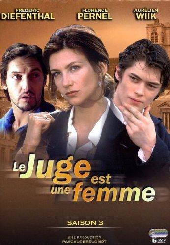 Bild von Le juge est une femme, saison 3 [FR Import]