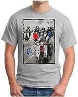 OM3 - SWINGING MODS - T-Shirt ENGLAND Great Britain GB PUNK ROCK MUSIC UK APE, S - 5XL