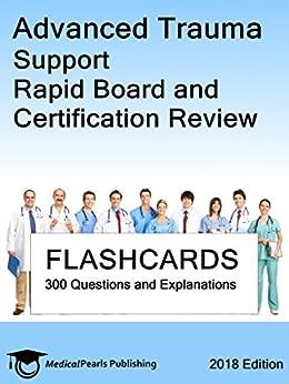 Advanced Trauma Support: Rapid Board And Certification Review por Medicalpearls Publishing Llc epub