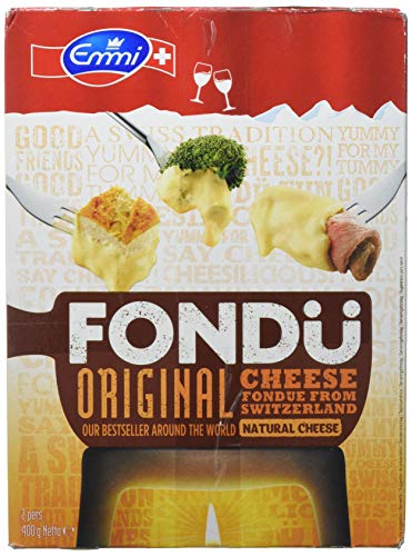 Emmi Cheese Fondue Original 800g 2x400 g by Emmi
