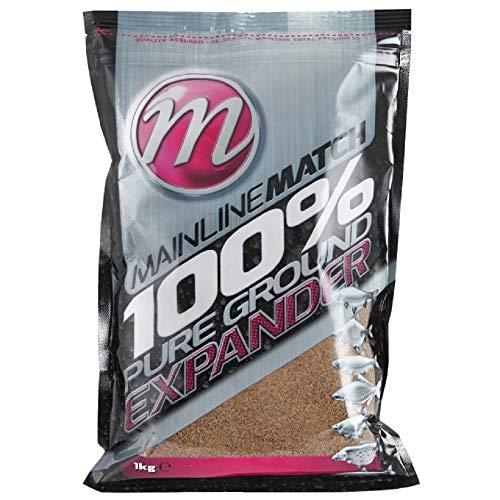 Mainline Pellet Match Expander Mix 100% Pure Ground, Nessuno, Einheitsgröße