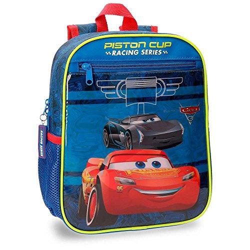 Imagen de disney 4062161 racing series  infantil, 28 cm, 6.44 litros, azul