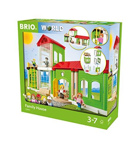 BRIO World  - 33941 - MAISON MODULABLE