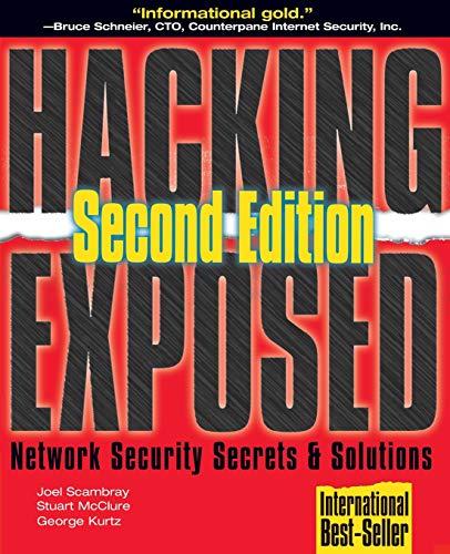 Hacking Exposed di Joel Scambray,Stuart Mcclure,George Kurtz