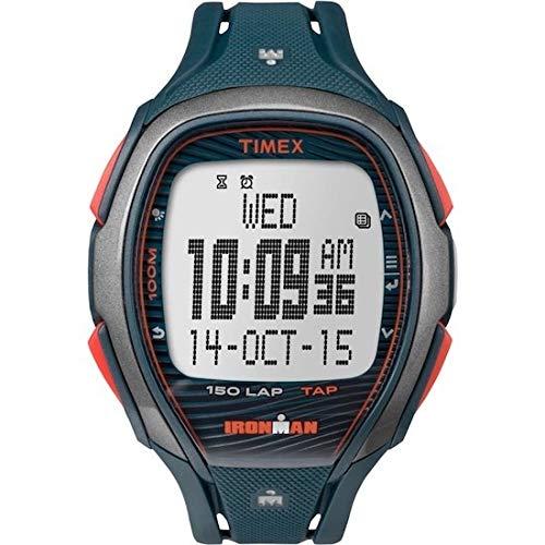 Timex Reloj Digital para Hombre de Cuarzo con Correa en Resina TW5M09700