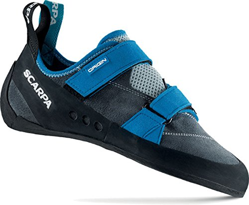 Scarpa Origin Zapatillas de escalada, color iron gray, tamaño EU 49,0