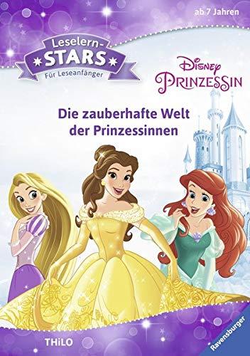 Leselernstars Disney Prinzessin: Die zauberhafte Welt der Prinzessinnen: Für ()