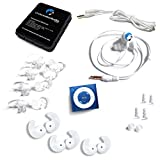 Underwater Audio - iPod Shuffle Impermeable y Sumergible (Waterproof iPod), Paquete con...