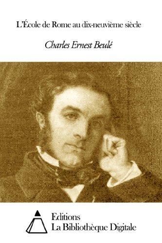L'École de Rome au dix-neuvième siècle (French Edition) Madrid Vase