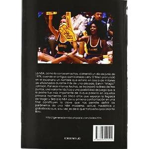 Generación NBA: La historia de la mejor liga de baloncesto del mundo (Baloncesto para leer)