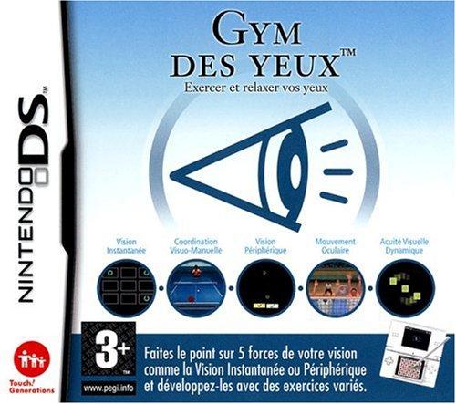 Gym des Yeux : Exercer et relaxer vos yeux [FR Import]