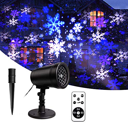 Luces Proyector Navidad YUE GANG Impermeable IP65