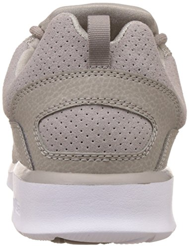 DC Shoes HEATHROW PRESTI M SHOE, Sneakers basses homme Stone