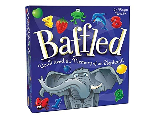 Cheatwell Games Baffled: The Ultimate Family Memory Game
