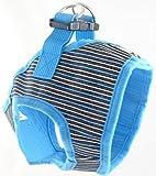 Brustgeschirr mit Leine und Autosicherheitsgurt/Brustumfang 41- 42 cm, Länge 17 cm, Autogeschirr/Sicherheitsgurt gratis