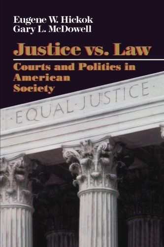 Justice vs. Law by Eugene Hickok (2002-01-15)