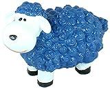 colourliving Niedliches Schaf Deko-Figur Tierfigur Wetterfest Handbemalt Gartenfigur